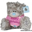 "Nalle ""Happy Birthday"""