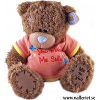 "Nalle ""You make me smile"""