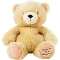 Klassisk Teddybjörn som dessutom kan värmas i mikron