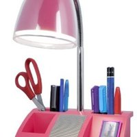iHome Desk Organizer Lamp