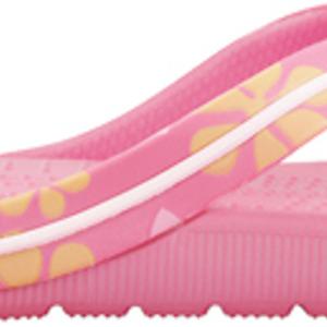 Tropic Flower Crocstyle Sandal