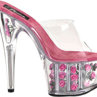 Stiletto Rose Sandal