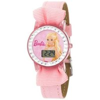 Pink Strap Digital Watch