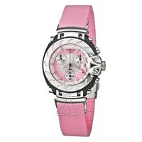 T-Race Pink Rubber Watch