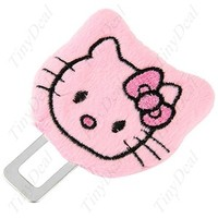 Hello kitty Seat Belt Buckle
