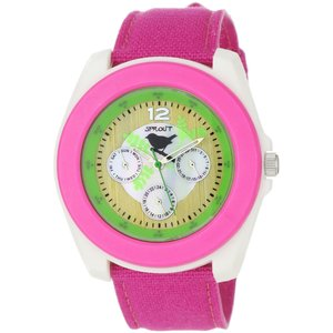 Organic Cotton Strap Watch