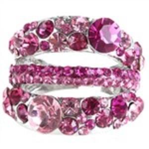Fashionable Rhinestones Ring