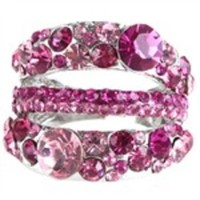 Fashionable Rhinestones Ring