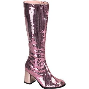 Queen High Heel Boots