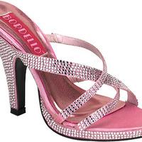 Glittering High Heels