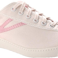 Sea pink shoes