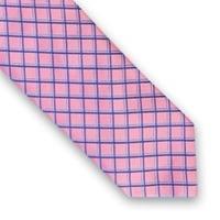 Harpford Grid Woven Tie