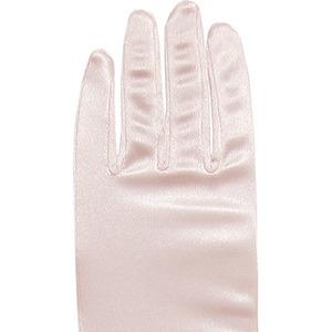 Formal Satin Gloves