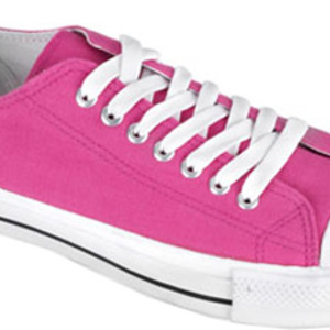 Hot Pink Sneakers