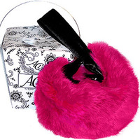 Rabbit fur Fortune bag