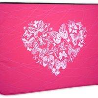 Hot Pink Laptop Sleeve Bag
