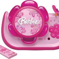 Barbie Blossom DVD Player
