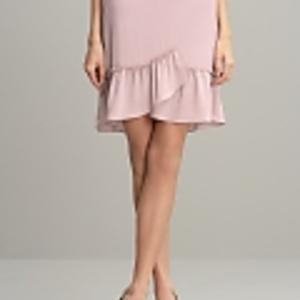 Feminine Ruffle Skirt