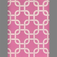 Geometric Squares Wallcover
