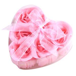Badtvål med rosor