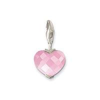 Hjärtformad nyckelring
