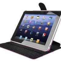 Krokodilmönstrat iPad 2-skydd