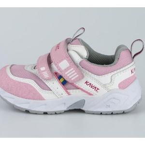 Sportskor i matt rosa