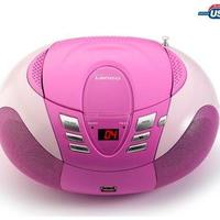 CD-radio med MP3-funktion