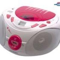 MP3- och CD-spelare