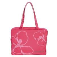 Rosa Väska för dator