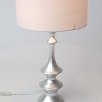 Bordslampa med former