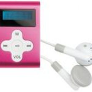 Liten kompakt MP3-spelare (1GB)