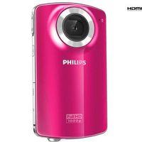 Videokamera i miniformat