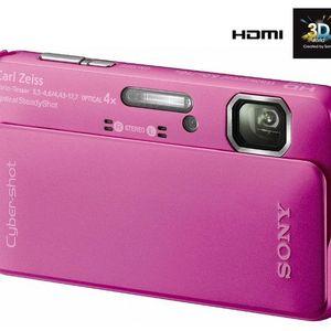Digitalkamera med stabilisator
