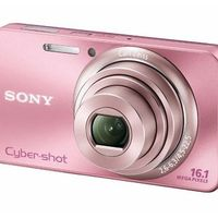 Megapixelrik digitalkamera (Sony)