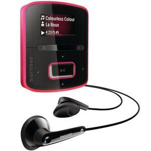 Prisvärd MP3-spelare (Philips)