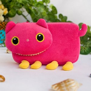 Plush Kitty Gadget bag