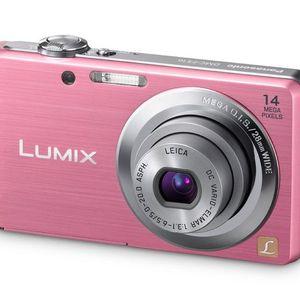 Pocketkamera från Panasonic
