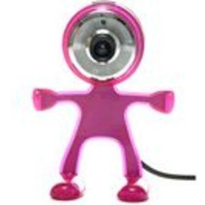 Figur med webbkamera