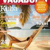 Prenumeration på Vagabond