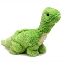 Dinosaur man värmer i mikron