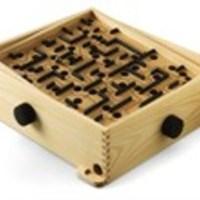 Labyrintspel