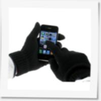 Handskar som fungerar för iPhone