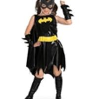 Den självsäkra Batgirl (barn)