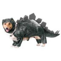 Häftig stegosaurus-dräkt för hunden