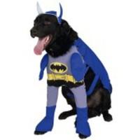 Officiell, häftig Batman-dräkt för hunden