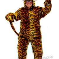 Väldigt söt tigerdräkt