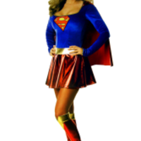 Extremt sexig superhjältinna