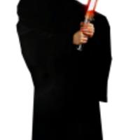 Sith-kåpa från Star Wars
