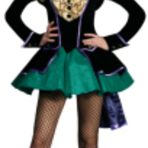 Sexig Mad Hatter från Alice i Underlandet